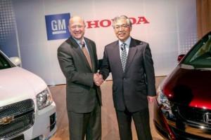 Honda y GM unidos por el Hidrógeno