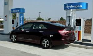 Honda propulsado a hidrógeno